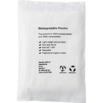Biodegradable Rain Ponchos