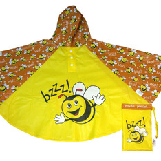 Kids Character Ponchos